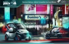 Local Motors And Domino's Select Ultimate Delivery Vehicle Design