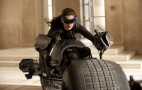 The Batpod In The Dark Knight Rises: Catwoman Hathaway's Ride?