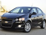 2012 Chevrolet Sonic LT 1.8-Liter Sedan: Drive To Vegas & Back