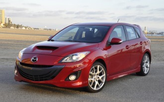 2012 Mazda Mazdaspeed3: Quick Drive