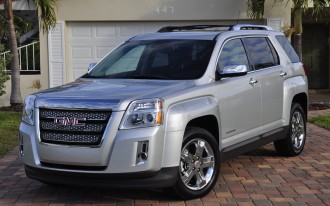 2012 GMC Terrain AWD SLT-2: Road Trip In Florida