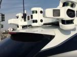 Apple's self-driving system atop a Lexus RX - Image via MacCallister Higgins