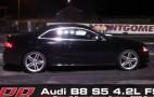 APR Supercharged Audi S5 Runs Sub-12 1/4 Mile: Video