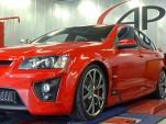 APS twin turbo kit pumps Pontiac G8 to 557hp