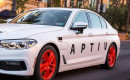 Lyft, Aptiv reach 5,000 paid ride milestone in self-driving BMWs