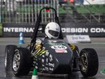 Areion 3-D printed race car (Image: Materialise)