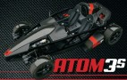 More Powerful Ariel Atom 3S Revealed: Video