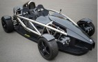 Ariel brings back the 'fan car' with Atom Aero-P concept