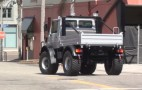 Arnold Schwarzenegger Drops Hummer For A Mercedes Unimog: Video