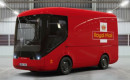 Arrival UK Royal Mail electric postal van