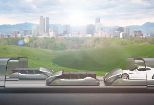 Arrivo high-speed transport system