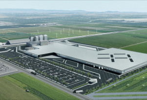 Faraday Future gets $14 million; factory moved to CA from Vegas