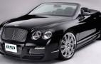 ASI reveals new bodykit for Bentley drop top
