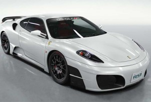 Japan's ASI turns its hands to tuning the Ferrari F430