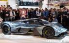 More Aston Martin hypercar, LaFerrari convertible, long-lost Corvette: Car News Headlines
