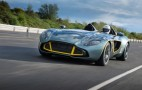 Aston Martin Forms Alliance With Mercedes' AMG Division: Official