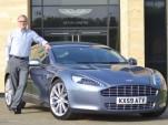 Aston Martin CEO Dr. Ulrich Bez
