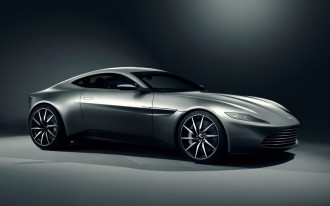 Want James Bond's Aston Martin DB10 From 'Spectre'? There's One Available -- But Only One