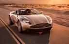 Aston Martin's DB11 finally drops its top