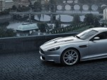 Aston Martin DBS goes cliff diving en route to Bond set