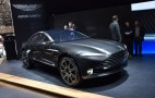 Aston Martin DBX concept is an all-electric, off-roading sports car