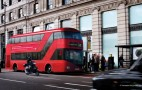 Aston Martin-designed bus ready for London service