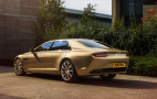 Aston Martin's new Lagondas won't be traditional 3-box sedans
