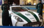 Dubai Police Enlist Aston Martin One-77 Supercar