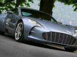Aston Martin One-77 supercar headed to Nurburgring for final testing