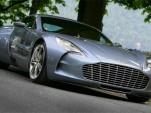 Aston Martin One-77 supercar