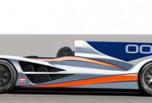 Aston Martin Racing LMP1 Le Mans Prototype preview