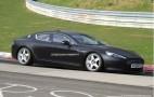 Spy Shots: Aston Martin Rapide Race Car Caught Testing