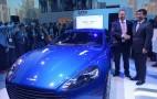 Aston Martin Previews Next-Gen Infotainment System At CES