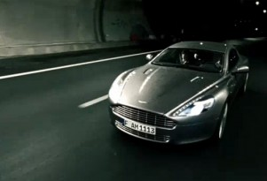 Aston Martin Rapide: True Power Should Be Shared