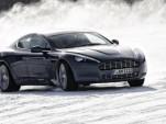 Aston Martin Rapide in Alaska