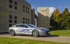 Aston Martin Rapide to ditch V-12, go electric-only route in 2018