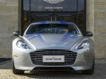 All-Electric Aston Martin RapidE: Now THIS Is A Tesla Competitor! (Video)