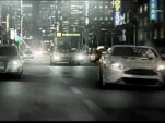 Aston Martin Reverie commercial