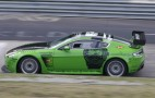 Aston Martin V12 Vantage To Join Rapide In Nurburgring 24 Hours Race