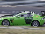 Aston Martin V12 Vantage race car