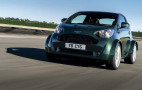 Q by Aston Martin drops V-8 into Cygnet city car
