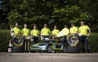 Aston Martin created the coolest soapbox racer: a mini Vantage GTE
