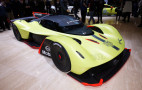 Aston Martin Valkyrie AMR Pro debuts in Geneva with F1-rivaling performance