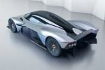 Scale models and custom fitting to be used to spec each $2.6M Aston Martin Valkyrie