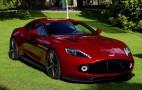 Aston Martin Vanquish Zagato concept debuts at Villa d'Este
