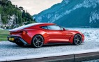 Aston Martin to build 99 Vanquish Zagato coupes