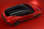 Aston Martin reveals more of its Vanquish Zagato Shooting Brake