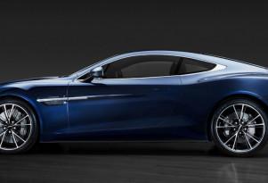 Daniel Craig's 2014 Aston Martin Vanquish Centenary Edition