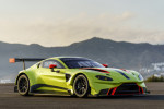 Aston Martin Vantage GTE race car revealed on heels of 2019 Vantage road car