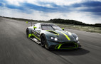 Aston Martin Vantage to race in DTM